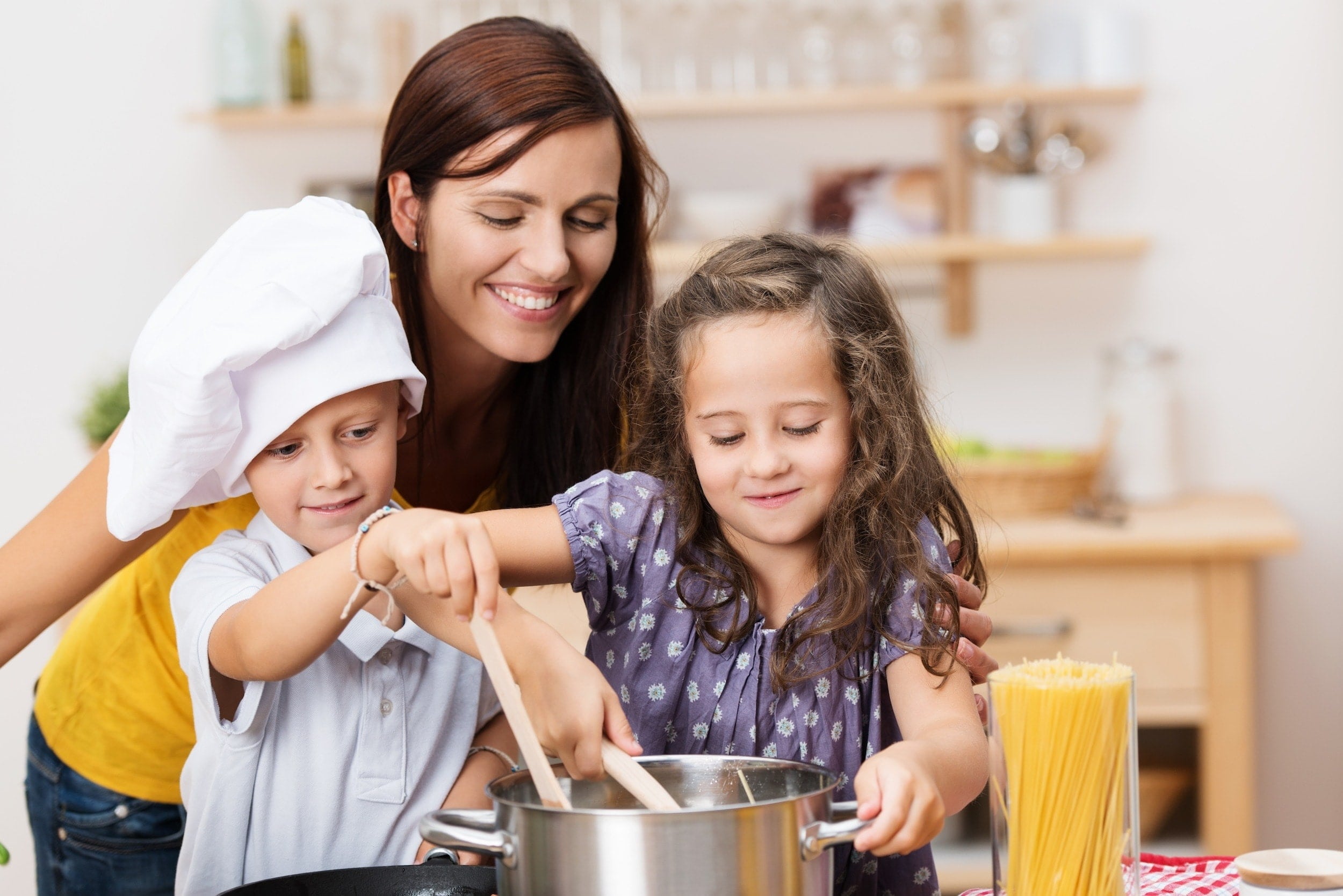 7 Ways To Get Your Kids More Involved In The Kitchen