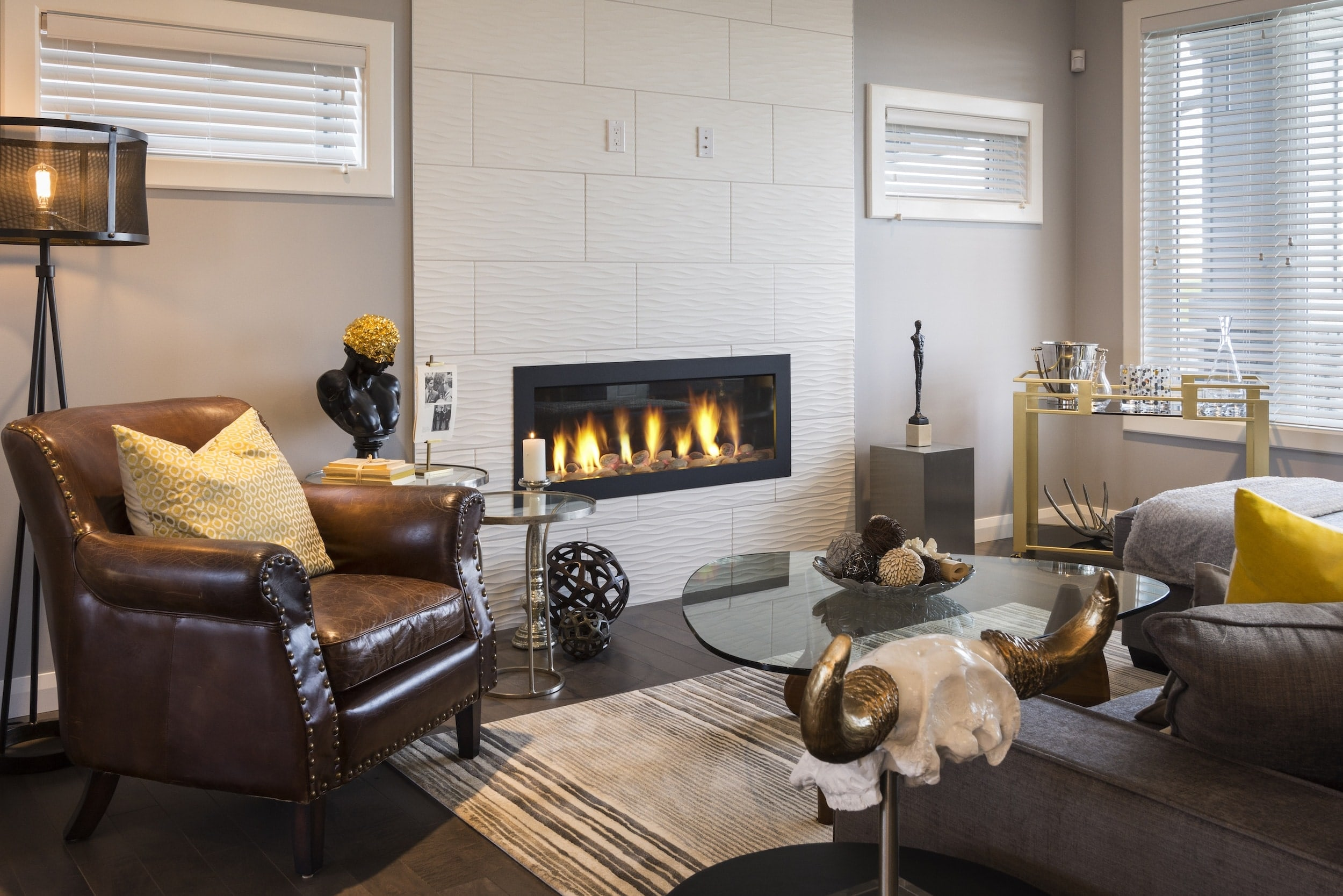 The Laurier III by Broadview Homes is Ravenswood's Award Winning Home